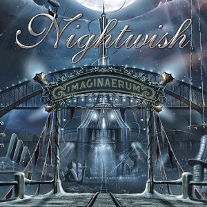 RockmusicRaider Review - Nightwish - Imaginaerum - Album Cover