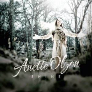 RockmusicRaider Review - Anette Olzon - Shine - Album Cover