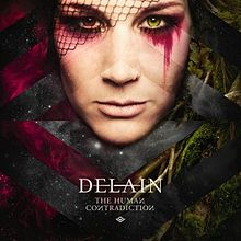 RockmusicRaider Review - Delain - Human Contradiction - Album Cover