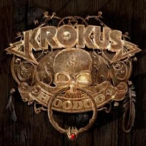RockmusicRaider Review - Krokus - Hoodoo - Album Cover