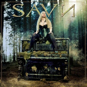 RockmusicRaider Review - SAVN - Album Cover
