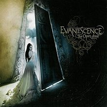 RockmusicRaider Review - Evanescence - The Open Door - Album Cover