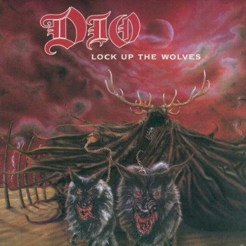 RockumsicRaider Review - Dio - Lock Up The Wolves - Album Cover