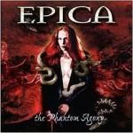 RockmusicRaider Review - Epica - The Phantom Agony - Album Cover