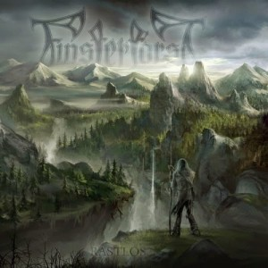 RockmusicRaider Review - Finsterforst - Rastlos - Album Cover