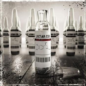 RockmusicRaider Review - Lacuna Coil - Dark Adrenaline - Album Cover