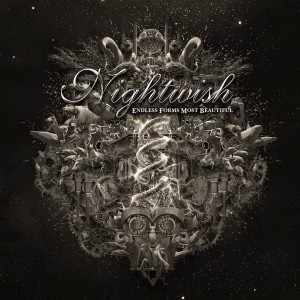 RockmusicRaider Review - Nightwish - Endless Forms Most Beautiful - Album Cover