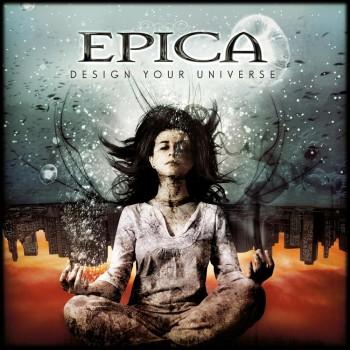 RockmusicRaider Review - Epica - Design Your Universe - Album Cover