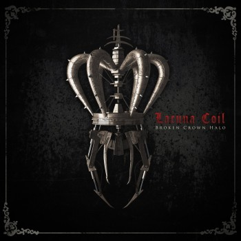 RockmusicRaider Review - Lacuna Coil - Broken Crown Halo - Album Cover