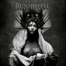 RockmusicRaider Review - Moonspell - Night Eternal - Album Cover