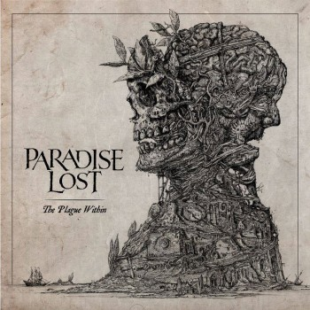 RockmusicRaider Review - Paradise Lost - Plague Within - Album Cover