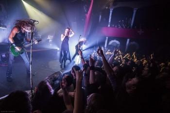 Epica - concert paris 2012