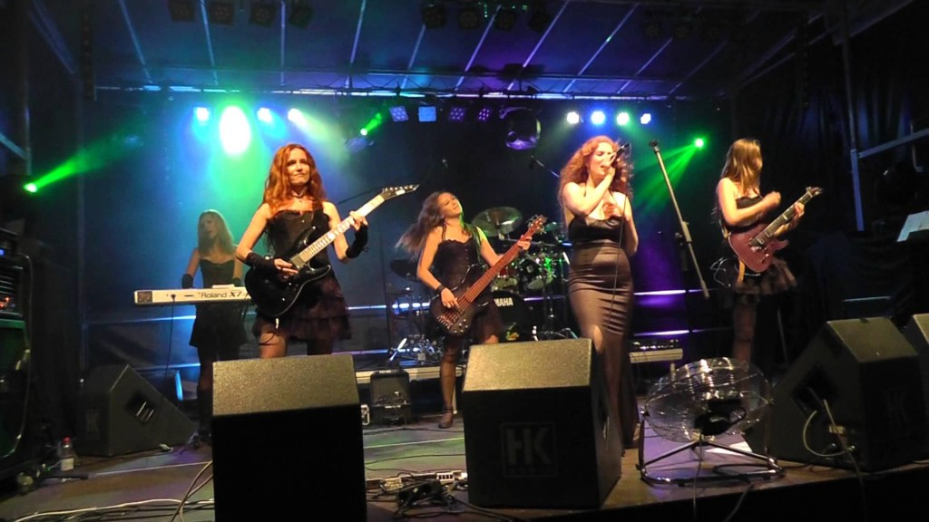Arven in Concert - RockmusicRaider Music Reviews