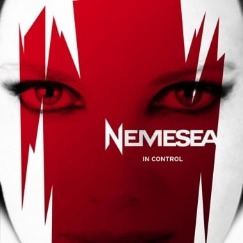 RockmusicRaider Review Nemesea In Control - Album Cover