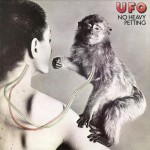RockmusicRaider Review UFO No Heavy Petting - Album Cover