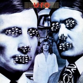 RockmusicRaider Review - UFO - Obsession - Album Cover