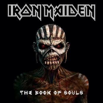 RockmusicRaider Review Iron Maiden Book of Souls - Album Cover