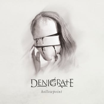 RockmusicRaider Review - Denigrate - Hollowpoint - Album Cover