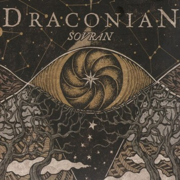 RockmusicRaider Review - Draconian - Sovran - Album Cover