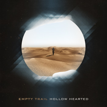 RockmusicRaider Review - Empty Trail - Hollow Hearted - Album Cover