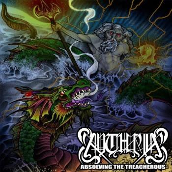 RockmusicRaider Review - Mythrias - Absolving The Treacherous - Album Cover