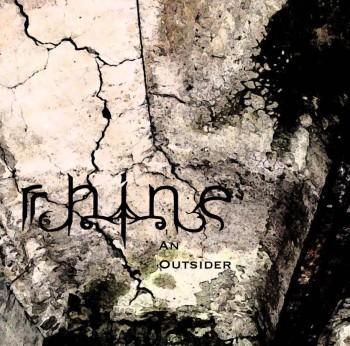 RockmusicRaider Newsflash - Rhine - An Outsider - Album Cover