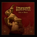 RockmusicRaider Review - Sideburn - Evil or Devine - Album Cover