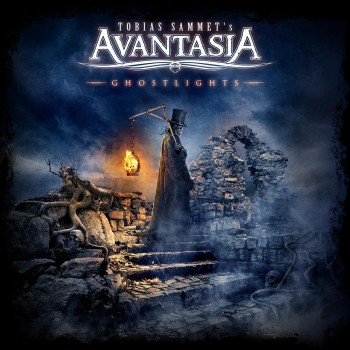 RockmusicRaider Review - Avantasia - Ghostlights - Album Cover