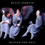 RockmusicRaider Review - Black Sabbath - Heaven and Hell - Album Cover