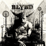 RockmusicRaider Review - Blynd - Liber Sum - Album Cover