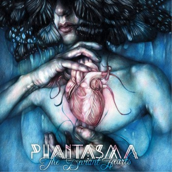 RockmusicRaider Review - Phantasma - The Deviant Hearts - Album Cover