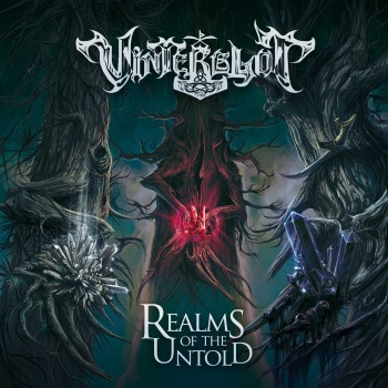 Vinterblot Realms of the Untold Album Cover
