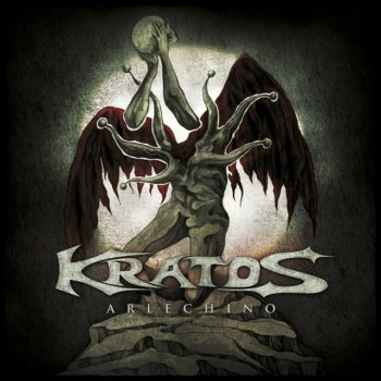 RockmusicRaider Review - Kratos - Arlechino - Album Cover