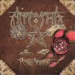 RockmusicRaider Review - Antyra - Pentachronist - Album Cover