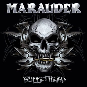 RockmusicRaider Review - Marauder - Bullethead - Album Cover
