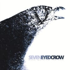 RockmusicRaider Newsflash - Sevey Eyed Crow - Dark Ways to the Sun - Album Cover