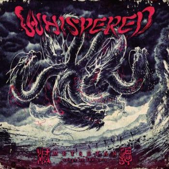 RockmusicRaider Review - Whispered - Metsutan - Album Cover