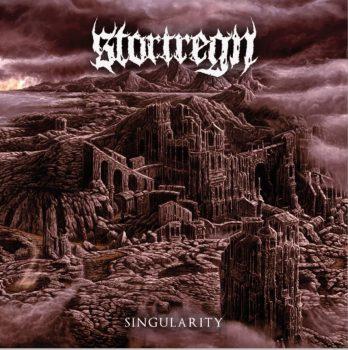 Stortregn Singularity Album Cover