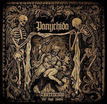 RockmusicRaider Review - Panychida - Haereticalia - Album Cover