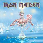 RockmusicRaider Review - Seventh Son of a Seventh Son - Album Cover
