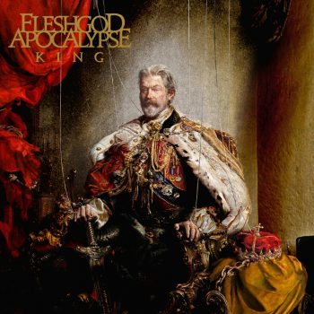RockmusicRaider Review - Fleshgod Apocalypse - King - Album Cover