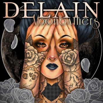 RockmusicRaider Review - Delain - Moonbathers - Album Cover
