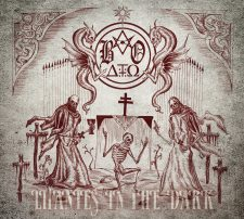 RockmusicRaider Newsflash - Black Oath - Litanies in the Dark - Album Cover