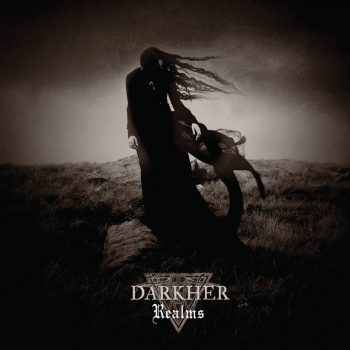 RockmusicRaider Review - Darkher - Realms - Album Cover