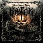 RockmusicRaider Review - Balfor - Black Serpent Rising - Album Cover
