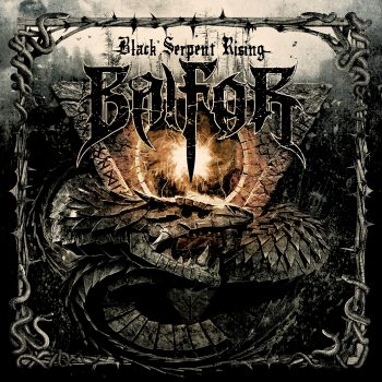 RockmusicRaider Review - Balfor - Black Serpent Rising - Album Review