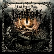 RockmusicRaider Newsflash - Balfor - Black Serpent Rising - Album Cover