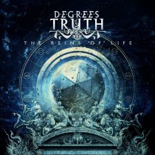 Rockmusicraider Newsflash - Degrees of Truth - The Reins of Life - Album Cover