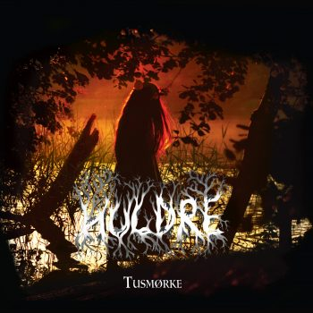 RockmusicRaider Review - Huldre - Tusmørke - Album Cover