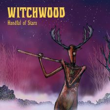 RockmusicRaider Newsflash - Witchwood - Handful of Stars - Album Cover